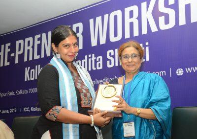 Felicitation of Speakers