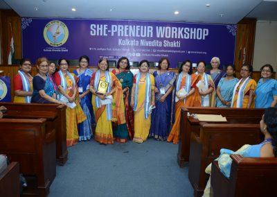 Moments at She-Preneur Workshop