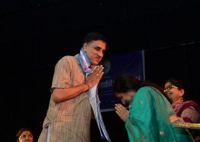 Felicitation of Guests